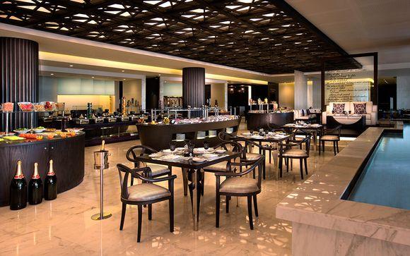 Estensione a Abu Dhabi - Il Sofitel Abu Dhabi Corniche 5*