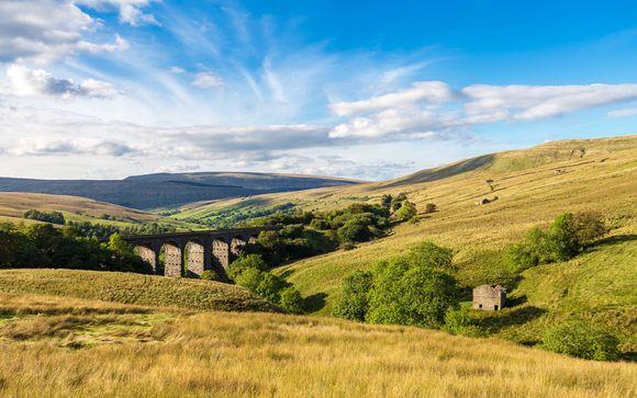 Tour dell'Inghilterra in treno