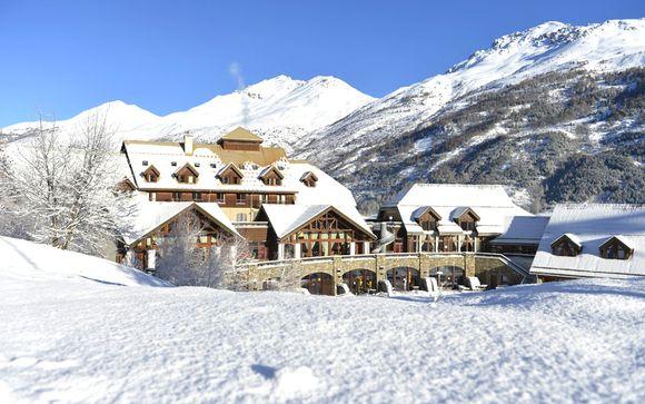 Village Club Med Serre Chevalier 3 tridents