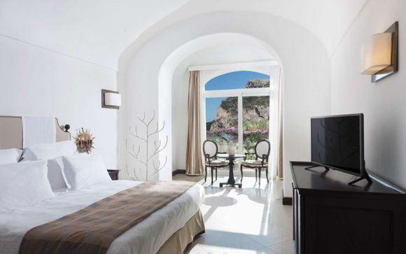 Hotel Punta Tragara 5*L