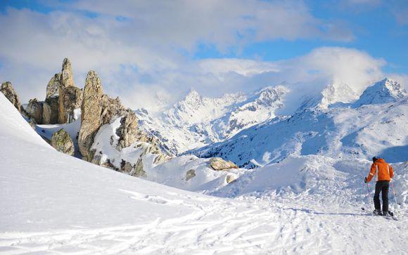 Sport invernali e benessere vicino agli impianti di Paganella