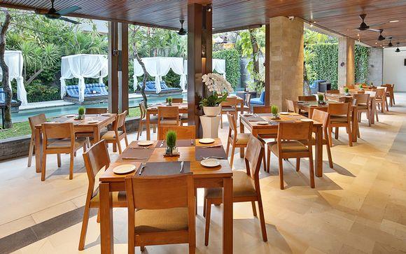 Seminyak - The Elysian Villas Resort 5*