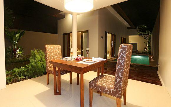 Canggu - Uppala Villa & Spa Umalas 5*