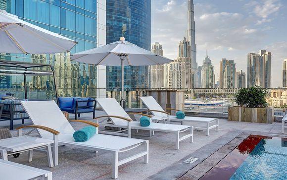 Dubai - Steigenberger Hotel Business Bay 5* (o similare)