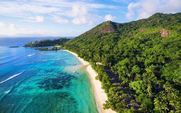 Isola esclusiva e natura incontaminata in Villa 5*