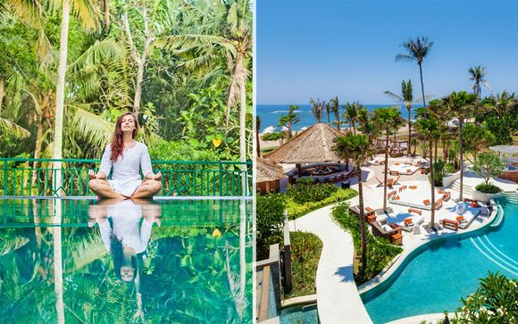 Desa Visesa Ubud 5* & Sofitel Bali Nusa Dua Beach Resort 5* + SO Sofitel Singapore 5*