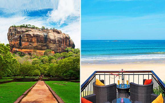 Minitour Sri Lanka e soggiorno mare a Bentota in 4/5*