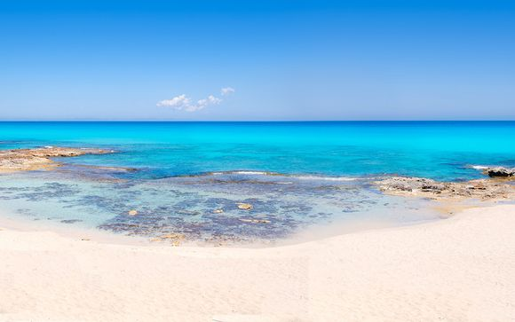 Mare e relax a 200 metri dalla spiaggia di Es Pujols