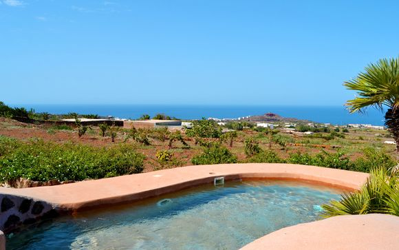 Approfitta delle nostre offerte per vacanze in famiglia a pantelleria voyage priv - Dammusi con piscina pantelleria ...