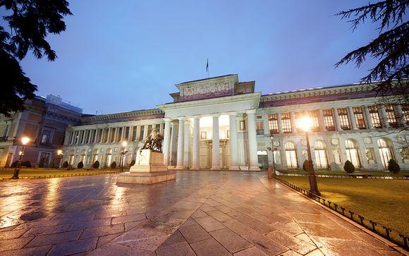Hotel Vincci Centrum 4* con ingresso al Museo del Prado