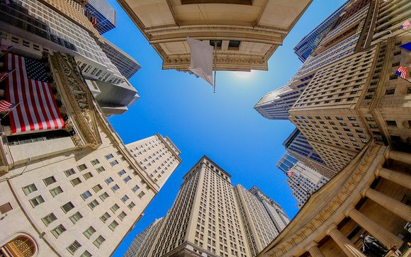 AC Hotel NY Times Square 4* + The Westin Bonaventure 4*