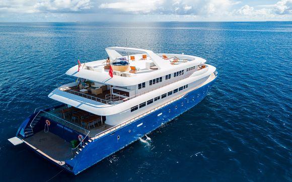 L'imbarcazione- Seafari Explorer
