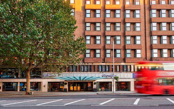 Hotel Hilton Olympia 4*o similare