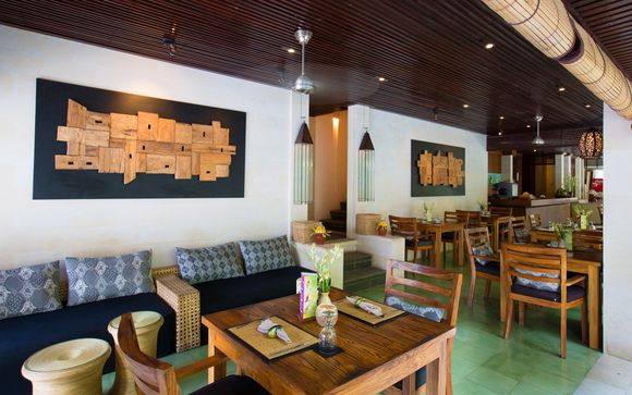 Ubud - Ubud Village Monkey Forest Hotel 4*
