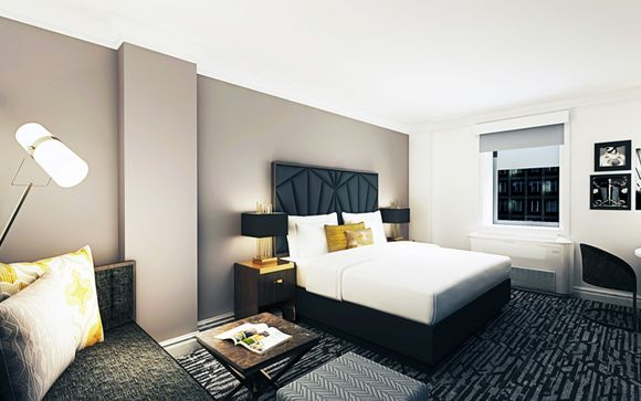 Il Martinique on Broadway Curio Collection Hotel - New York