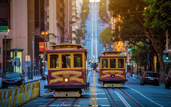 San Francisco - Hotel Spero