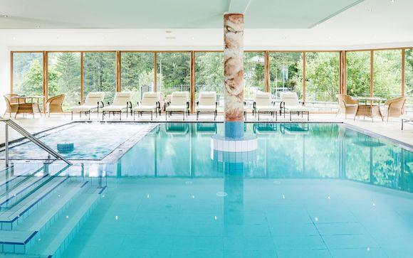 Wellness Sporthotel Ratschings 4*