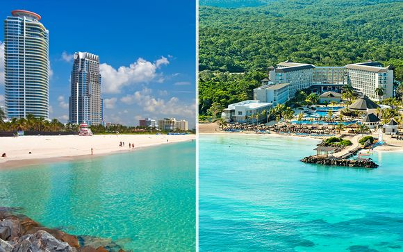 Red South Beach 4* & Royalton White Sands 5*