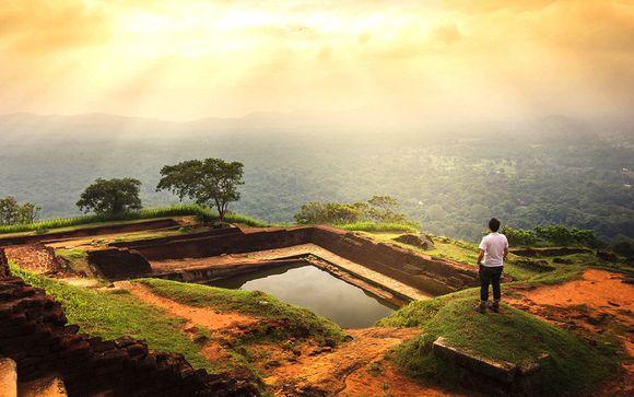Tour culturale in Sri Lanka e mare a Weligama