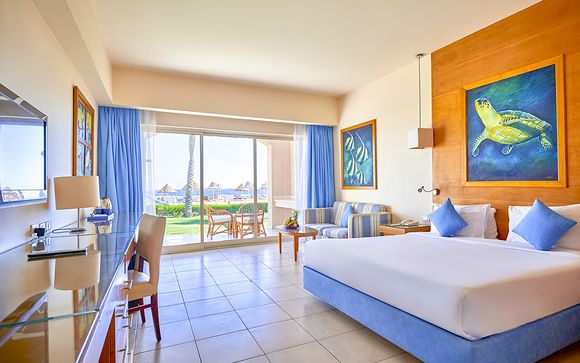 Il Parrotel Beach Resort 5*