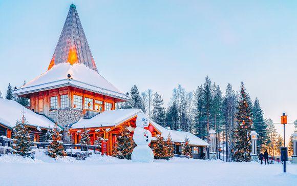 Alla scoperta di Helsinki e Rovaniemi