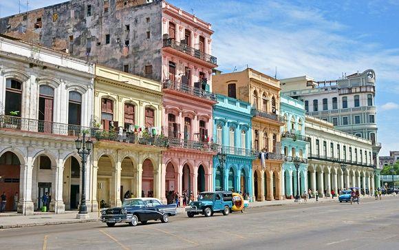 Tour classico Cuba e soggiorno mare a Varadero Voyage Privé : fino a ...