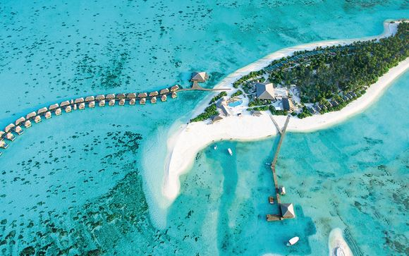 Il Cocoon Maldives Resort 5*