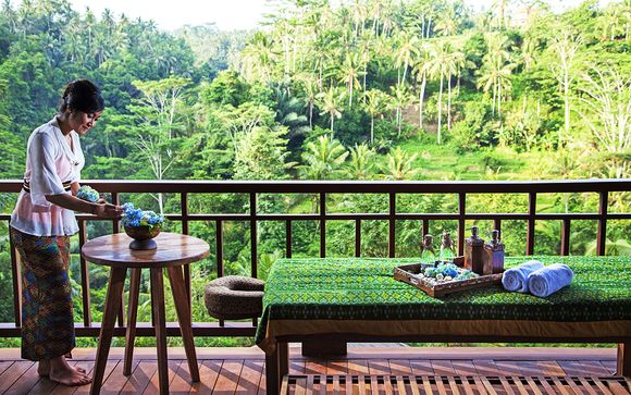 Jannata Resort & spa 4* & The Sakala Resort Bali 5*