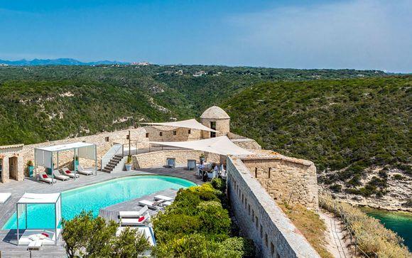 Relax e comfort in splendido resort con escursione