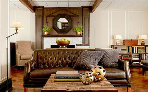 The Gregory Hotel New York 4*
