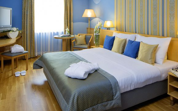 L'hotel - Austria Trend Hotel Ananas Wien