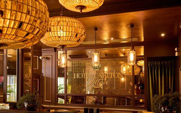 Hotel Carlton Lille 4*