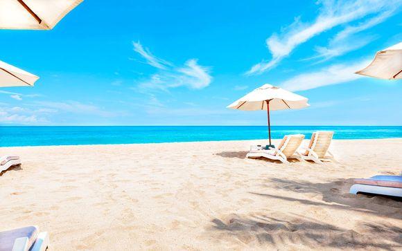 SereS Springs Resort & Spa 5* + Lembongan Beach Club 5* + The Club Villas 5*