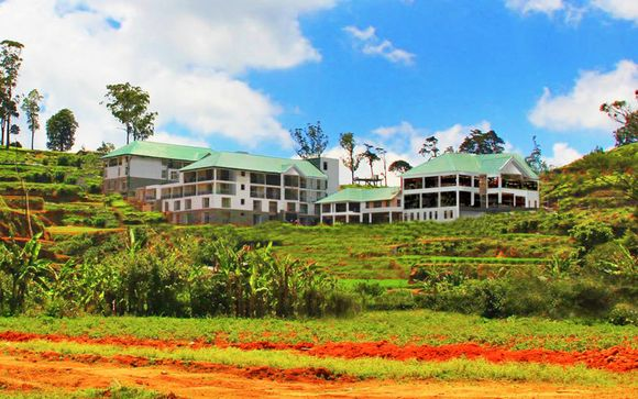 Nuwara Eliya - The Black Pool 4*
