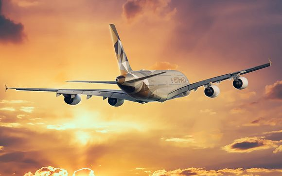 Viaggiate con Etihad Airways