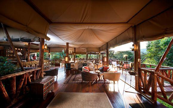 Neptune Village Beach Resort & Spa 4* + Neptune Mara Rianta Luxury Camp 5*