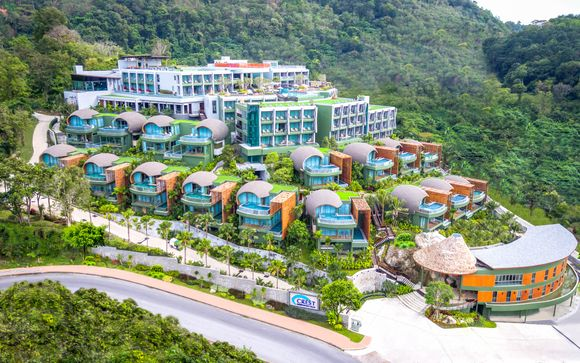 Phuket - Crest Resort & Pool Villas 5*