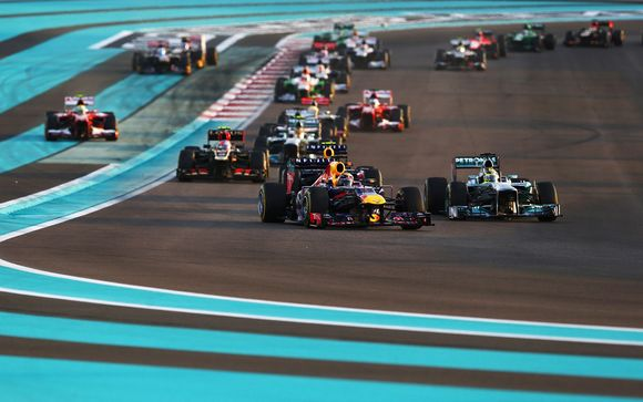 Il Gran Premio di Abu Dhabi