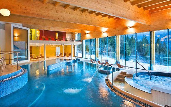Corte delle Dolomiti Resort - Hotel Boite 4*