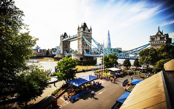 Elegante 4* a due passi dal Tower Bridge