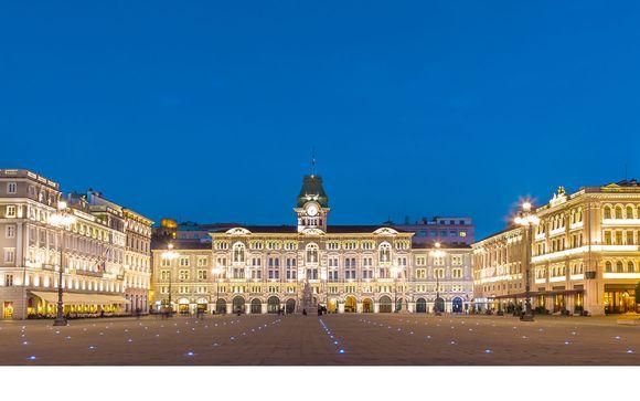 NH Trieste 4*