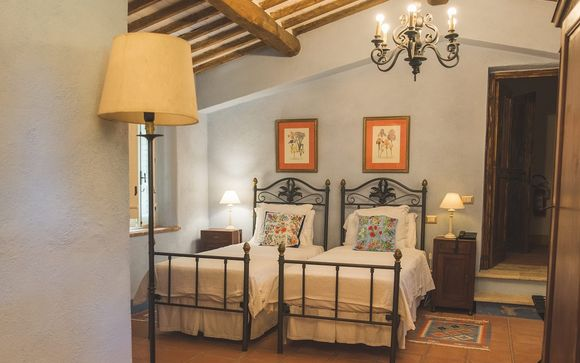 Il Laticastelli Country Relais 4*