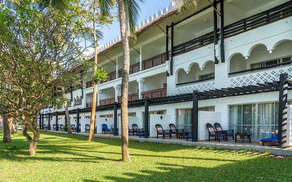 Diani Beach - Il Southern Palms Beach Resort 4*