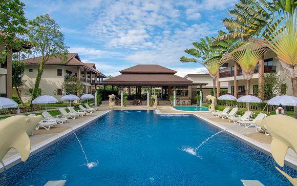 The Yama Hotel Phuket & The Leaf Oceanside Khao Lak & GLOW Pratunam Bangkok