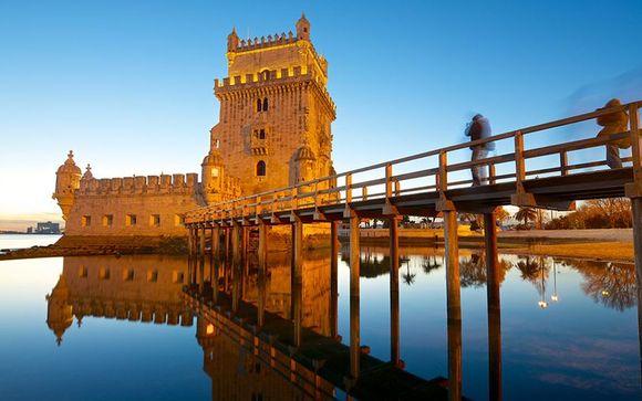 Alla scoperta di Lisbona e dell'Algarve