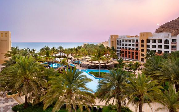 Shangri La Barr Al Jissah Resort and Spa 5*