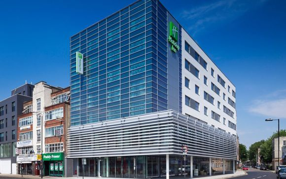 Hotel Holiday Inn London Commercial Road 4* o similare