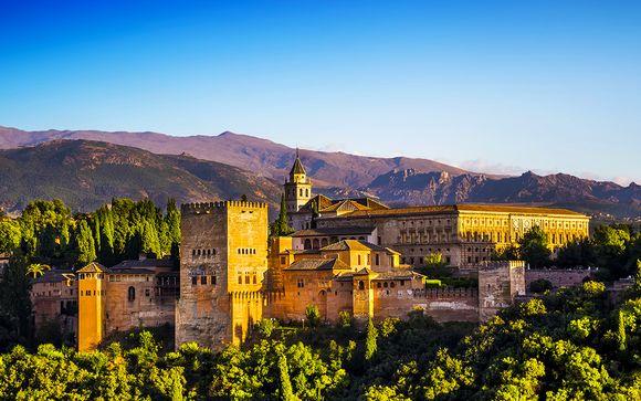 Autotour Siviglia, Cordoba, Granada e Costa de la Luz