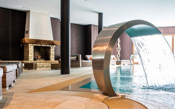 Chalet RoyAlp Hotel & Spa 5*