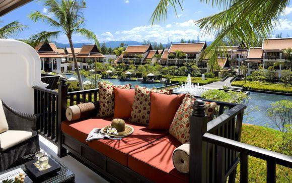 Khao Lak - JW Marriott Khao Lak Resort & Spa 5*